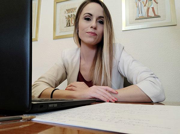Psicóloga Online María Martín